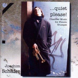Image for 'Piccolo Trumpet Recital: Schafer, Joachim - Vivaldi, A. / Bach, J.C. / Handel, G.F. / Andre, M. / Campion, F. / Loeillet, J.-B.'