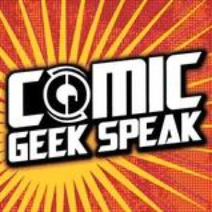 Image for 'Comic Geek Speak'