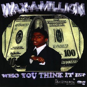 Image for 'Wax-a-Million'