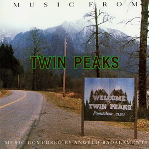 Image for 'Music From Twin Peaks'