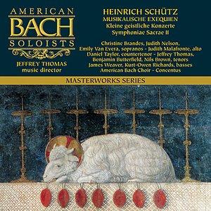Image for 'Symphoniae Sacrae II SWV 360: Zweierlei bitte ich Herr von dir'