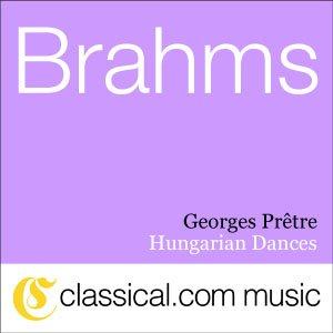 Image pour 'Johannes Brahms, Hungarian Dances'
