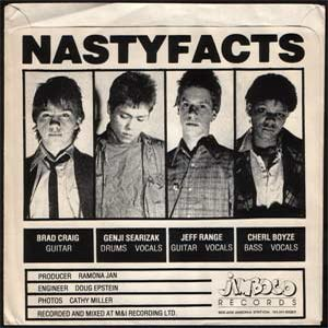 Image for 'Nasty Facts'