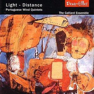 Bild för 'Light - Distance: Portuguese Wind Quintets'