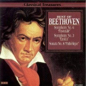 Immagine per 'The Best of Beethoven'