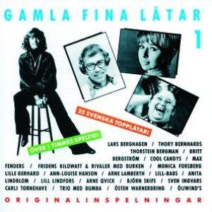 Image for 'Gamla fina låtar 1'