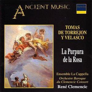 Bild för 'Tomas de Torrejon y Velasco: La Purpura de la Rosa'