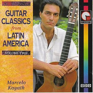Image for 'Guitar Classics from Latin America - Vol.2'