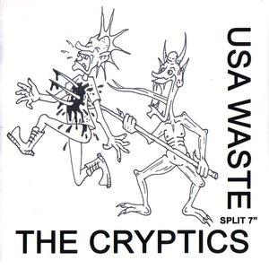 "Image for 'Cryptics split 7""'"