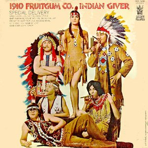 Image for 'Indian Giver'