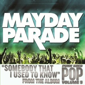 Bild für 'Somebody That I Used to Know (feat. Vic Fuentes)'