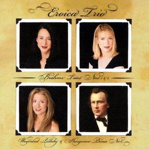 Image for 'Brahms Trios No. 1 & 2'