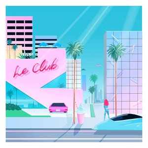 Image for 'Le Club'