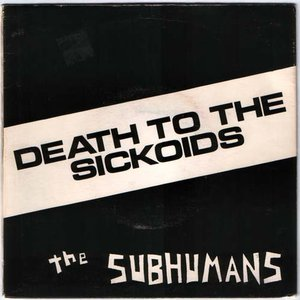 Imagem de 'death to the sickoids'