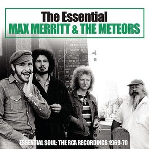 Image for 'The Essential Max Merritt & The Meteors'