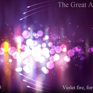 Bild för 'Single - Violet fire, forever shine'