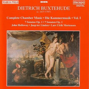 Image for 'BUXTEHUDE: Chamber Music, Vol. 1'