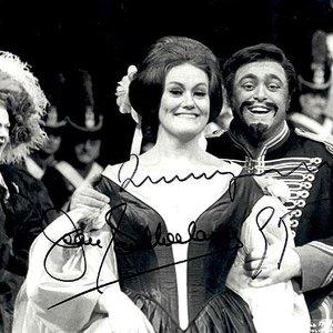 Image for 'Sutherland/Pavarotti'