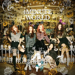 Immagine per '4minute World'