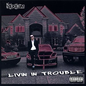 Image for 'Living In Trouble'