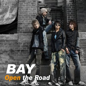 Image for 'Open The Road'