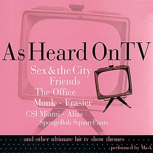 Image for 'As Heard on TV'