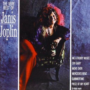 Image for 'The Very Best Of Janis Joplin'