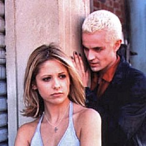 Image for 'Sarah Michelle Gellar & James Marsters'