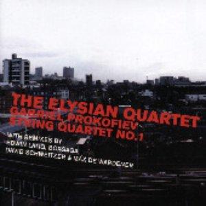 Image for 'Gabriel Prokofiev String Quartet No. 1'