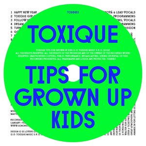 Image pour 'Tips For Grown Up Kids'