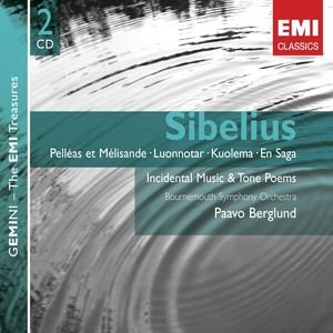 Image for 'Sibelius Orchestral Works'