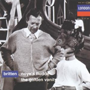 Image for 'Britten: Noye's Fludde; The Golden Vanity'