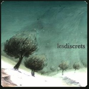 Image for 'Les Discrets'