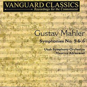 Image for 'Mahler: Symphonies No. 5 & 6'