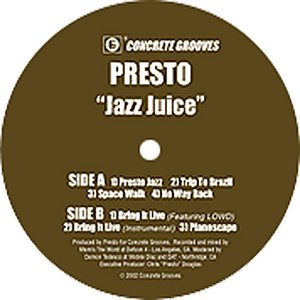 Image for 'Jazz Juice EP'