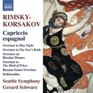 Image for 'Rimsky-Korsakov: Capriccio Espagnol'