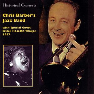 Image for 'Chris Barber's Jazz Band 1957'