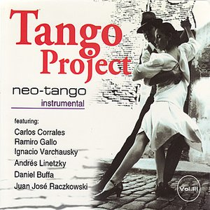Immagine per 'Neo-Tango Volume III: Instrumental'