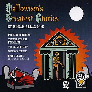 Image for 'K-tel Presents Halloween's Greatest Stories By Edgar Allen Poe'
