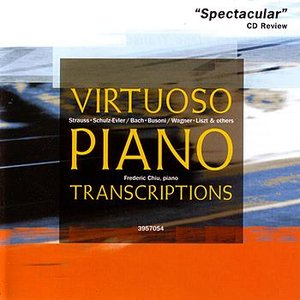 Image for 'Virtuoso Piano Transcriptions'