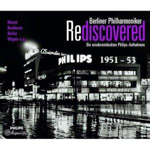 Image for 'Berliner Philharmoniker Rediscovered'