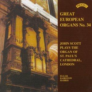 Image for 'Organ Sonata  in E flat: Maestoso'