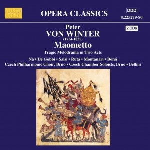 Image for 'WINTER: Maometto'