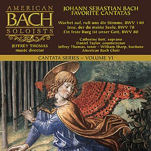 Image for 'J.S. Bach - Favorite Cantatas'
