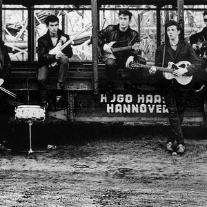 Image for 'The Beatles With Tony Sheridan'