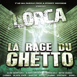 Image for 'La rage du ghetto'