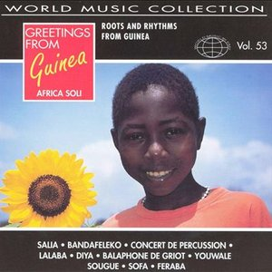 Image for 'Africa Soli'