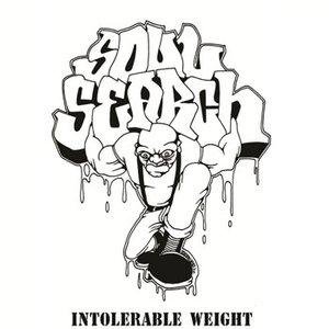 """Intolerable Weight""的封面"