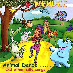 Immagine per 'Animal Dance and other silly songs'