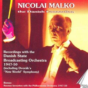 Image for 'Orchestral Music - Beethoven, L. / Dvorak, A. / Tchaikovsky, P.I. / Svendsen, J. / Nielsen, C. / Stravinsky, I. (Malko) (1947-1950)'